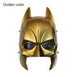 Airsoft protector que tira la máscara táctica del Batman de la cara llena