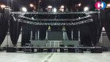 Faltbarer LED-Bildschirm für InnenSemmi im Freienstadiums-Live-Show