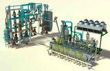 2,014 Chine légumes concurrentiel Solvent Extraction de pétrole