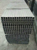 Stahlc Kanal-Stahl kaltgewalzter Stahlrahmen des u-Profil-