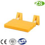 주문을 받아서 만들어진 노란과 백색 안전 의료 기기 샤워 의자