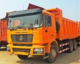 Autocarro con cassone ribaltabile del camion Newm3000 6*2 di Delong del camion pesante di Shacman
