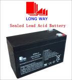 batterie solaire rechargeable scellée par 18V4.5ah d'UPS