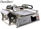 Neoden Benchtop Auswahl und Prototyp der Platz-Maschinen-Neoden3V (0402-5050)