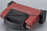 Zustimmungs-Kontakt-Grill GS-A13, elektrischer Grill-Toaster, Panini Grill