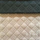 Tissus de textile décoratifs de maison de traitement d'édredon