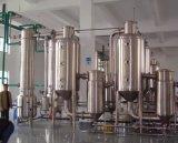 Concentrador de vácuo para água líquida de suco