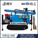 Буровая установка добра воды молотка зон горы Dfq-100 DTH