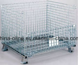 Foldable鋼鉄記憶のケージか倉庫のケージ(1200*1000*890 Nb7)