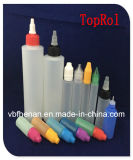 Популярная бутылка крышки закрутки 30ml и 120ml PE и любимчика в Китае