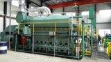 2X1250kw Hfoかディーゼル発電機のセットまたは発電所