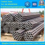 Tubo de acero inconsútil de carbón para la construcción