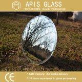 Ясное зеркало /Pink/Grey/ серебряное, косметическое зеркало, одевая зеркало, зеркало стены для украшения гостиницы