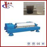 二相排水処理の工場設備、連続的な遠心分離機