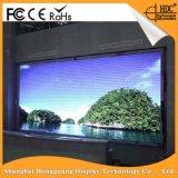 La visualización de LED de interior del alquiler P3.91 con a presión el aluminio de la fundición