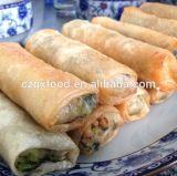 Ressort 25g/Piece Rolls congelé végétal de Tsing Tao