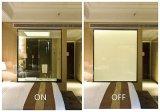 高い過透性が付いているPdlcの一義的な電気不透明で切替可能でスマートなフィルム