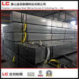 tubo de acero de la sección hueco rectangular de 50mmx30m m con alto calidad
