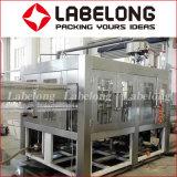 Ligne de remplissage / machine de traitement de jus de boissons à bouchage à chaud pour animaux de compagnie