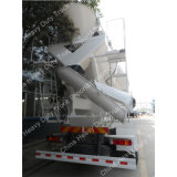 HOWO 6*4 콘크리트 건물 건축 Concret 트럭 믹서 명세