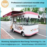 Hot Sale Electric Bakery Truck para o mundo inteiro