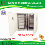 La volaille d'incubateur d'oeufs de grande capacité du best-seller Egg le prix le meilleur marché des prix d'incubateurs (KP-28)