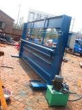Roulis en acier de découpage de bobine formant la machine