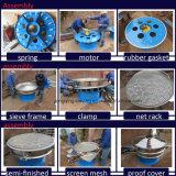 Máquina circular da tela da vibração da partícula do arroz da série de Xzs (XZS-800)