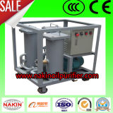 Máquina portable de la limpieza del petróleo de la alta precisión, máquina de la filtración del petróleo
