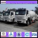 De Vrachtwagen van het Cement van de Mixer van Concret van de Vrachtwagen van de Mixer HOWO 8-16m3