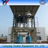 Используемое автотракторное масло рециркулируя машину вакуумной перегонки (YH-MO-100L)