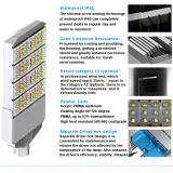 120W High Lumen LED Street Lighting mit Ce/RoHS Certificate