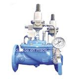 Valvola di regolazione di pressione differenziale