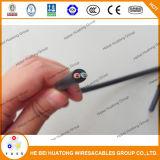 Пламя провода H05rn-F медное резиновый гибкое - retardant кабель