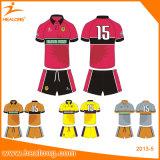 Rugby feito sob encomenda Jersey do Sublimation da venda quente de Healong