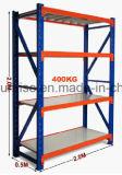Racking de indicador de aço do armazenamento do ferro do metal resistente/cremalheira/prateleira