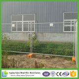 Гальванизированная съемная загородка сетки для сбывания