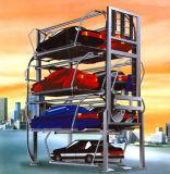 Auto sistema giratório vertical do estacionamento