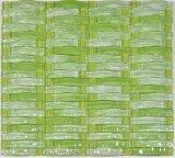 Mattonelle di mosaico di vetro della pietra della miscela per il decoratore interno domestico