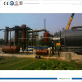 10 Tonne Pyrolysis Machine mit Continuous Carbon Slage Device