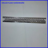Matériau de stuc de renfort d'utilisation intérieure Perle d'angle en métal galvanisé