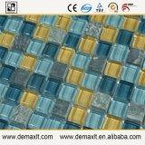 Mosaico de cristal del grado superior para el azulejo de la piscina