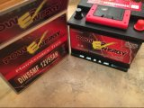 Batterij van de Auto van het Onderhoud van DIN55530mf 12V55ah de Vrije