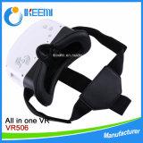 Tutti in un vetri Android della casella 3D di WiFi Bluetooth Vr della cuffia avricolare di Vr a Shenzhen