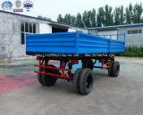 Трейлер фермы Axle двойника поставкы фабрики с низкой ценой для сбывания