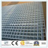 Prix soudés galvanisés de roulis de frontière de sécurité de panneau de treillis métallique