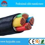 XLPE de cobre encalhado Iusulation e o PVC ou XLPE Sheathed a conduta de alumínio do cabo distribuidor de corrente