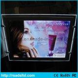 工場価格の新しい明るさの水晶LEDの細いライトボックス