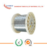 純粋なニッケル合金ワイヤーかリボンNi200 Ni201 Ni212 0.025mm
