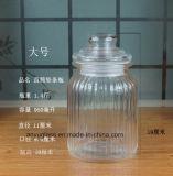 Chocs en verre de mémoire pour l'emballage de conteneur de nourriture